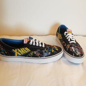 NWoT VANS MARVEL X-MEN sneakers
